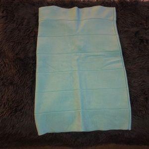 bebe Hot Skin Tight Bandage Skirt Size Small